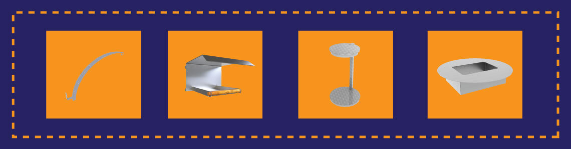 Edelstahl-Design