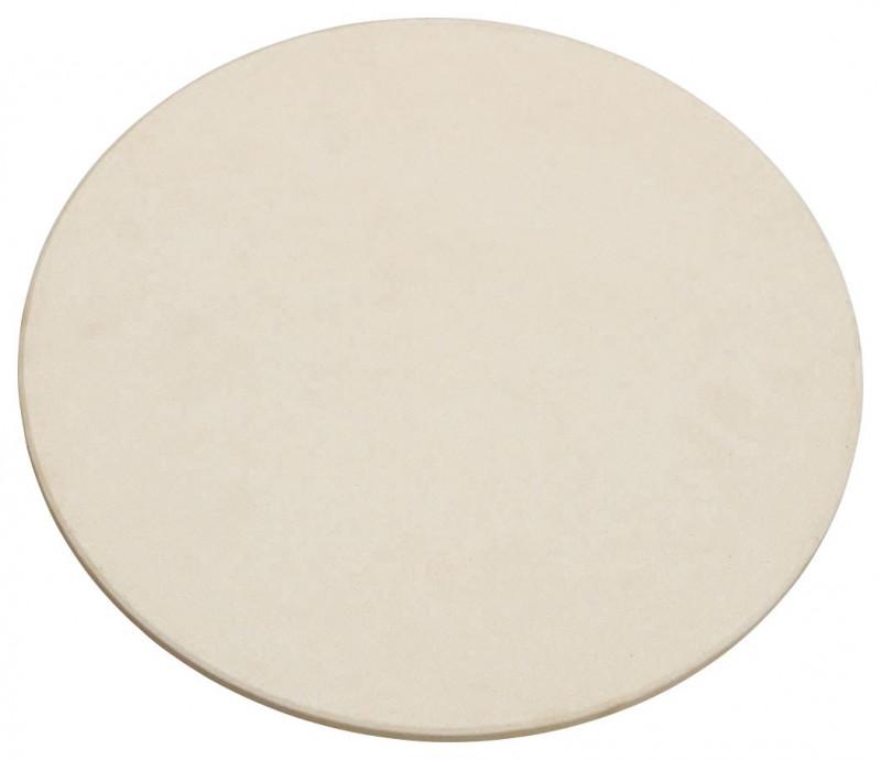 Pizzastein Ø ca. 36 cm für JUSTUS Black J'Egg XL
