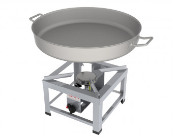 Hockerkocher ChattenGlut-HK402810 10 KW