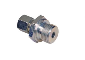Rohrverbinder für Erdgas Hockerkocher