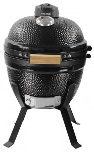 JUSTUS Keramikgrill Black J'Egg S