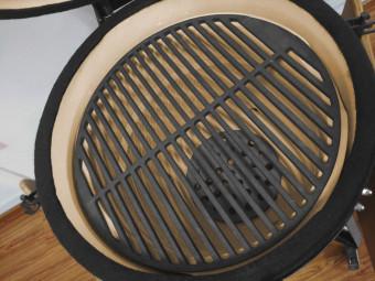 JUSTUS Keramikgrill Black J'Egg S