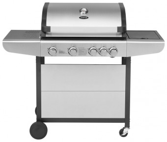 JUSTUS Gasgrill Ares 4 S