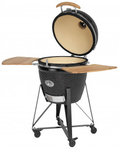 JUSTUS Keramikgrill Black J'Egg XL