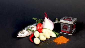 Gourmetpulver - Red, 70g Würfeldose