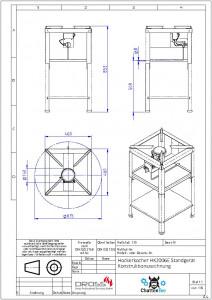 Hockerkocher HK2006E 10 KW