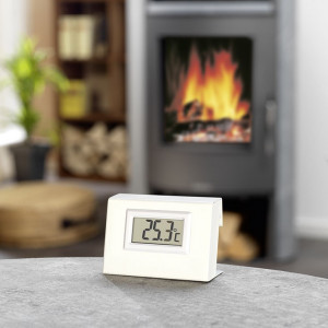 Ferntemperaturanzeige für Energiespeicher