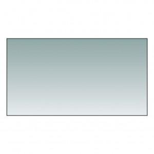 Glas-Vorlegeplatte Rechteck