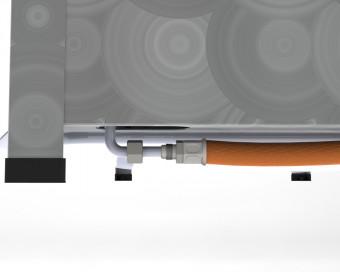 ChattenGlut Prestige Gas-Kombibräter 3-flammig