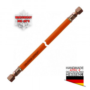 Gasschlauch MD-Schlauch winterfest SRV 8mm x SRV 8mm (Schneidring bds.)